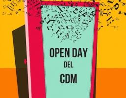 Il 1° ottobre c'è l'Open Day del CDM!