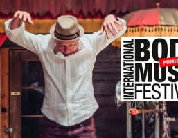 International Body Music Festival Minifest Roma 2020