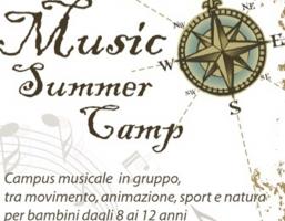 Sono aperte le iscrizioni al Music Summer Camp! Dal 24 al 29 luglio al Casale di Martignano